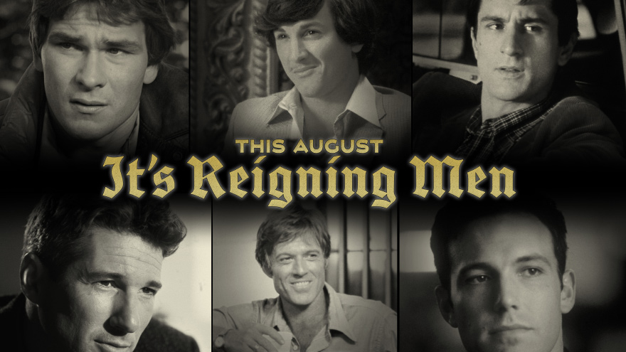 'It's Reigning Men' on HDNET MOVIES