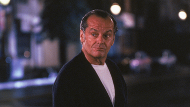 'Jack Nicholson Double' on HDNET MOVIES