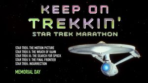 'Keep on Trekkin': 50 Years of Star Trek' on HDNET MOVIES