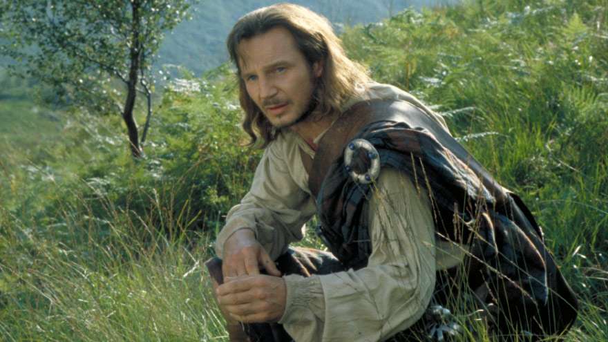 'Rob Roy' on HDNET MOVIES