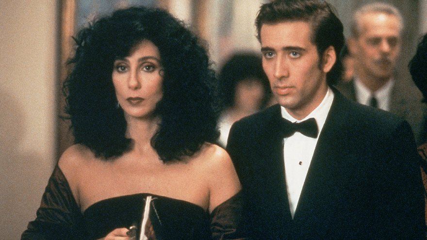 'Moonstruck' on HDNET MOVIES
