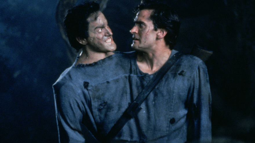 'Army of Darkness' on HDNET MOVIES