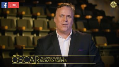 FB Live with Richard Roeper on HDNET MOVIES