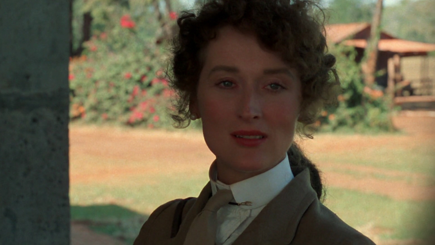 'Out of Africa' on HDNET MOVIES