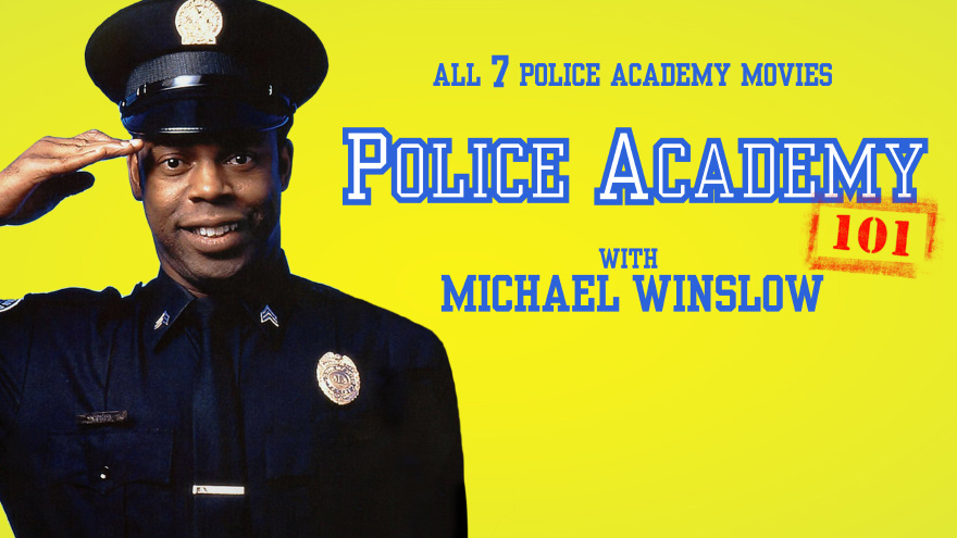 'Police Academy 101' on HDNET MOVIES