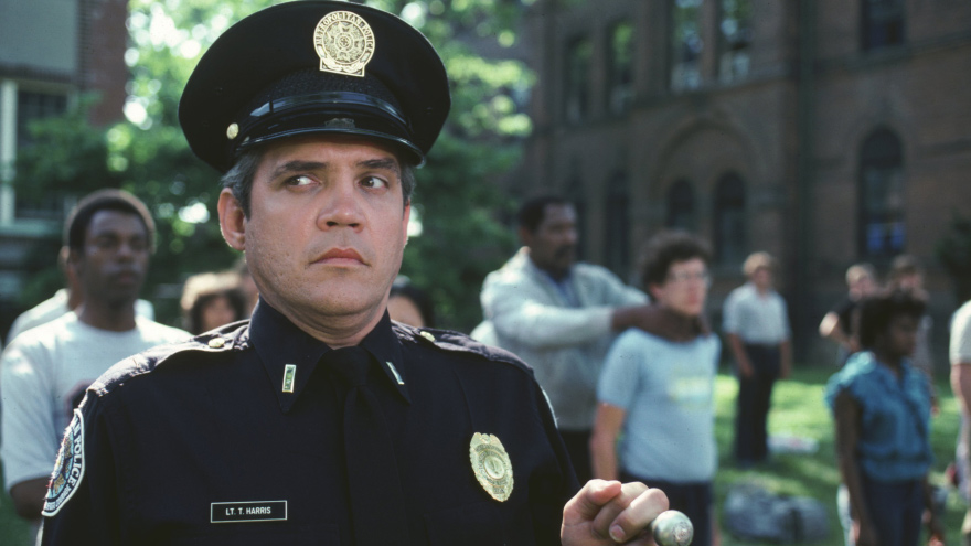 'Police Academy Where Are They Now: G.W. Bailey' on HDNET MOVIES