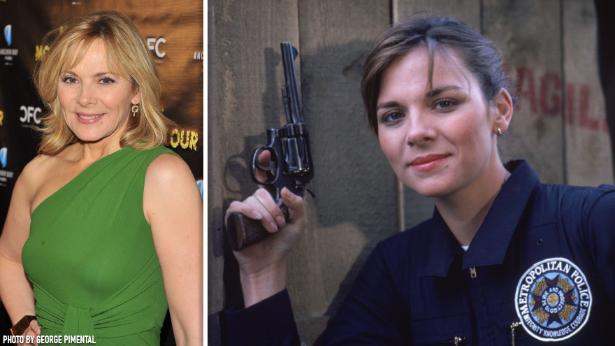 'Police Academy Where Are They Now: Kim Cattrall' on HDNET MOVIES