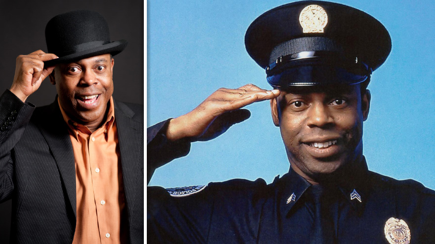'Police Academy Where Are They Now: Michael Winslow' on HDNET MOVIES