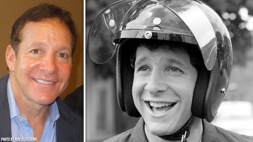 'Police Academy Where Are They Now: Steve Guttenberg' on HDNET MOVIES