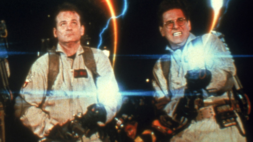 'Ghostbusters' on HDNET MOVIES