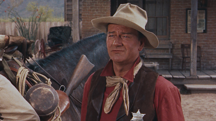 'Rio Bravo' on HDNET MOVIES