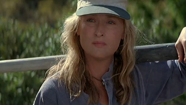'The Amazing Meryl' - The River Wild