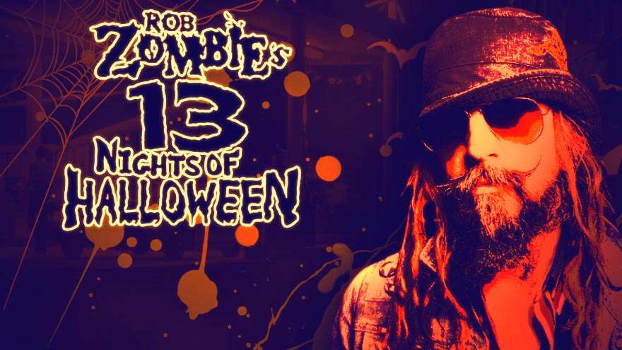 Rob Zombie's 13 Nights of Halloween – HDNET MOVIES