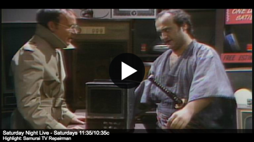 SNL Five-Timers Club: Buck Henry on HDNET MOVIES