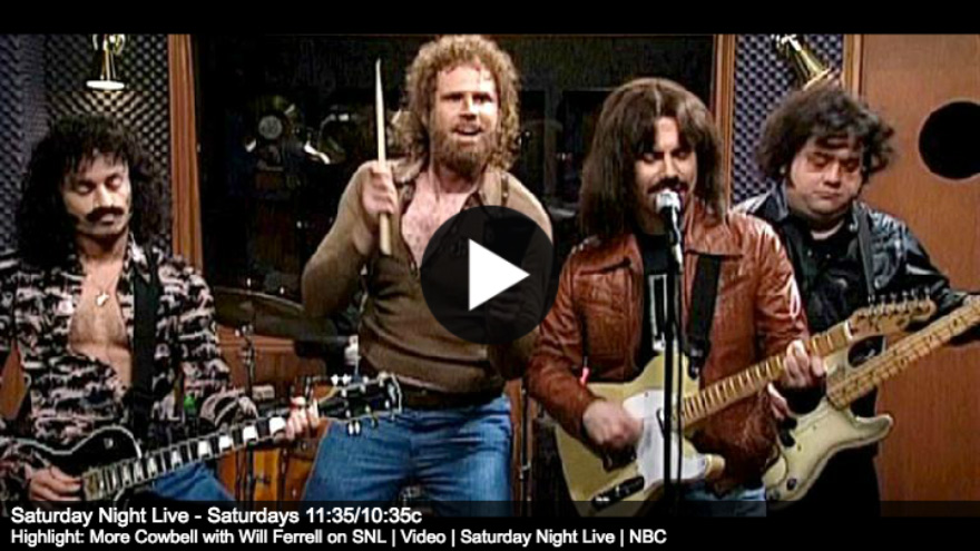 SNL Five-Timers Club: Christopher Walken on HDNET MOVIES