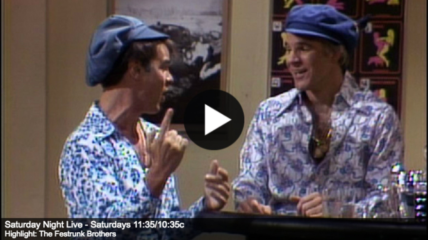 SNL Five-Timers Club: Steve Martin on HDNET MOVIES