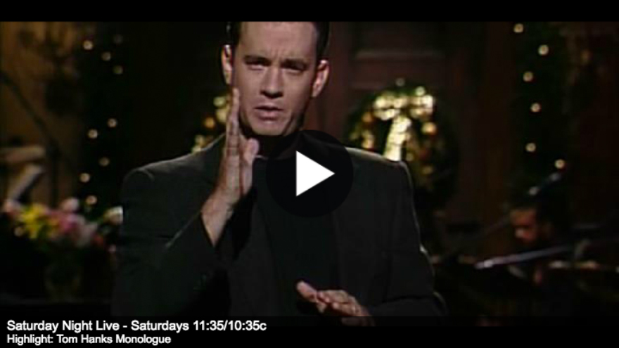 SNL Five-Timers Club: Tom Hanks on HDNET MOVIES