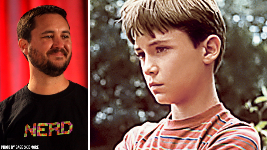 Wil Wheaton in 'Stand By Me' on HDNET MOVIES