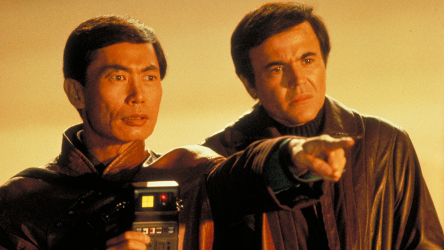 'Star Trek III: The Search for Spock' on HDNET MOVIES