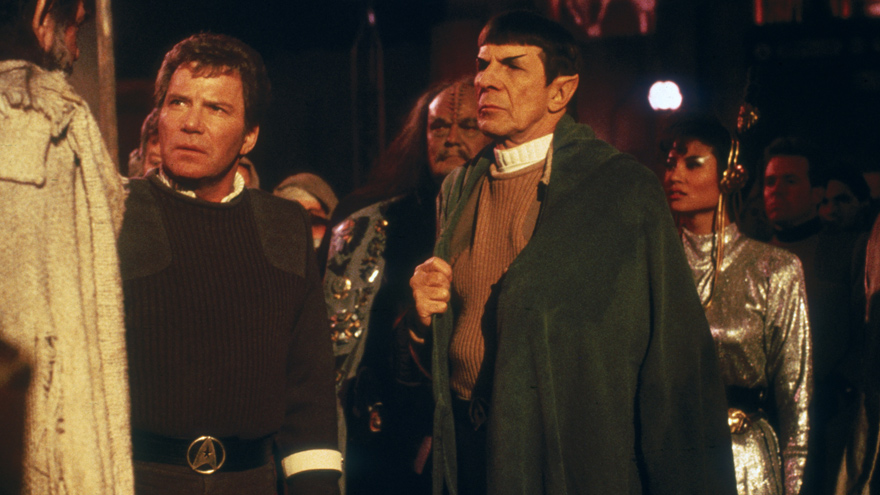 'Star Trek V: The Final Frontier' on HDNET MOVIES