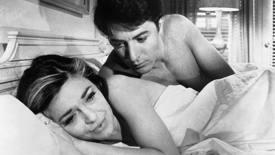 'The Graduate' on HDNET MOVIES