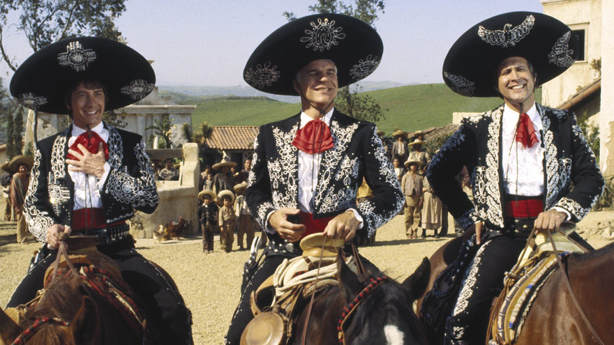 '¡Three Amigos!' on HDNET MOVIES