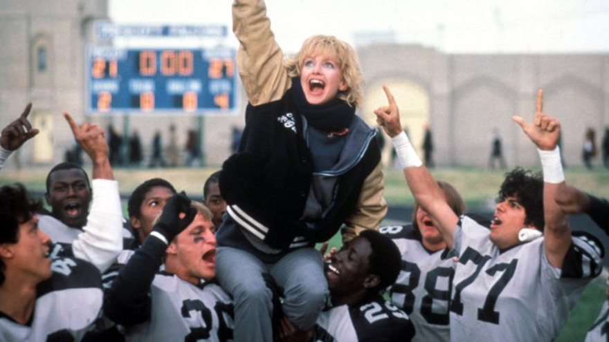 'Wildcats' on HDNET MOVIES