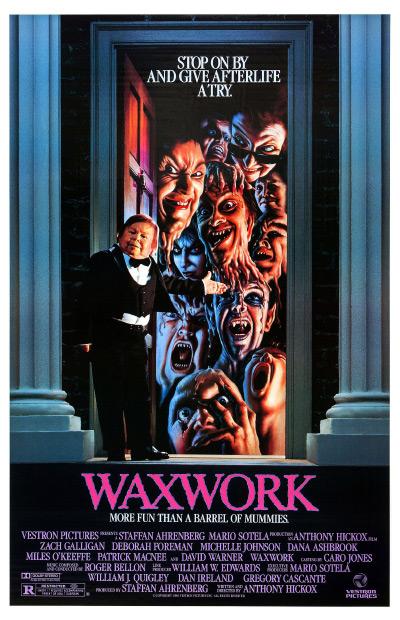 Waxwork