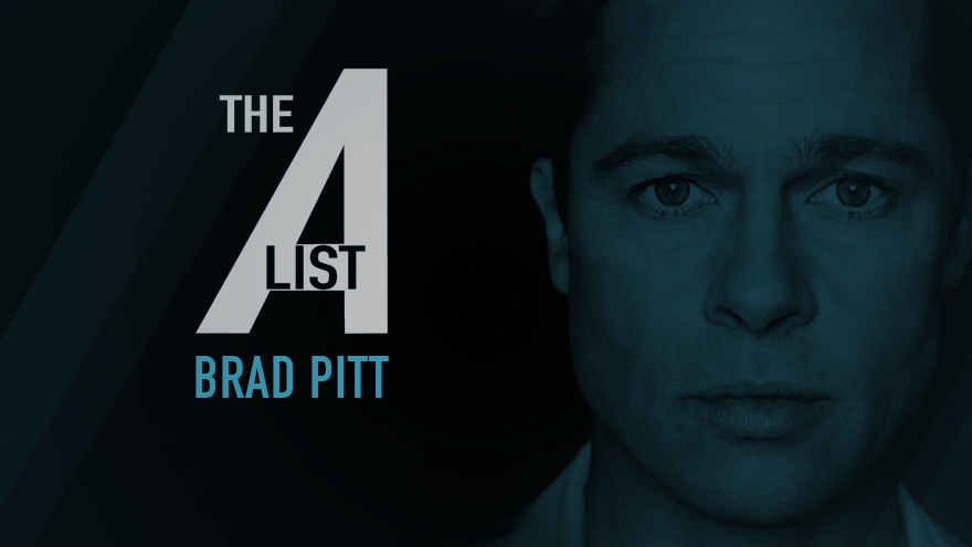 'The A List: Brad Pitt' on HDNET MOVIES