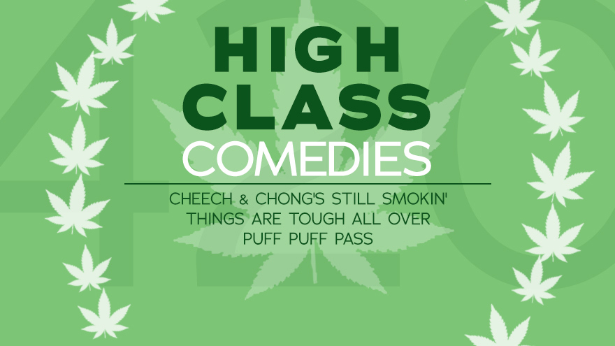 'High Class Comedies' on HDNET MOVIES
