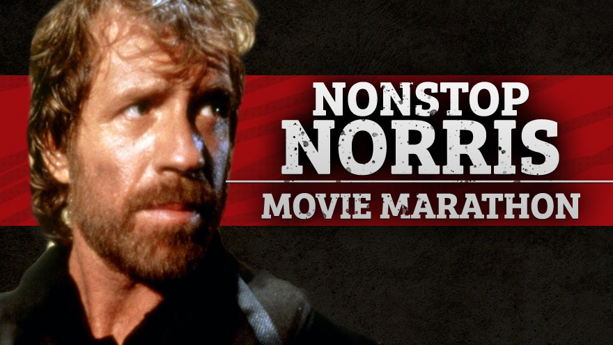 'Nonstop Norris' on HDNET MOVIES