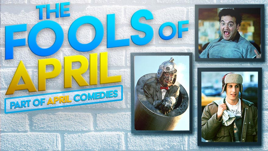 'The Fools of April' on HDNET MOVIES