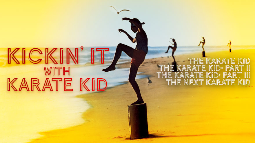 'Kickin' It With Karate Kid' on HDNET MOVIES