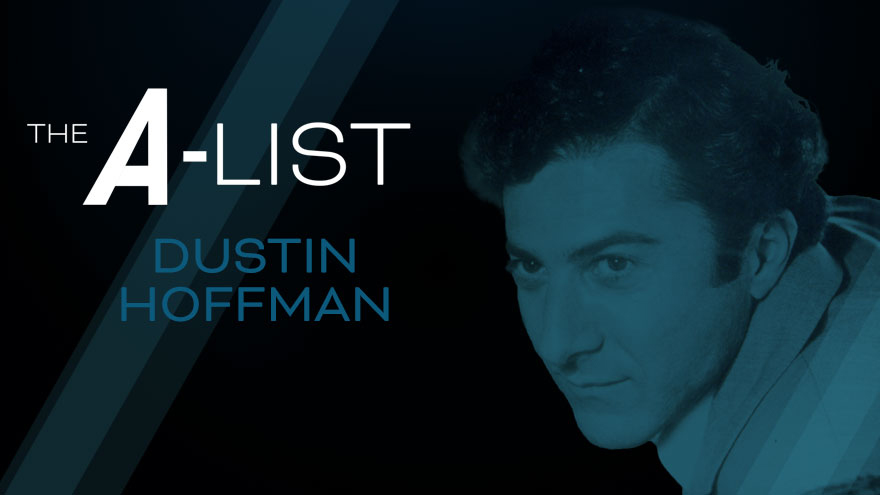 'The A-List: Dustin Hoffman' on HDNET MOVIES