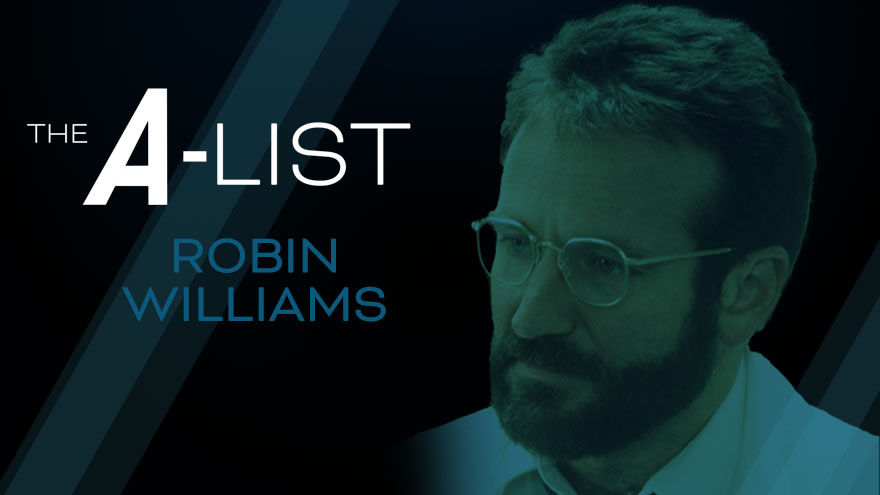 'The A-List: Robin Williams' on HDNET MOVIES