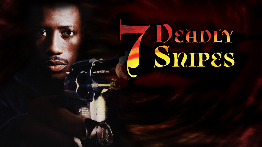 '7 Deadly Snipes' on HDNET MOVIES