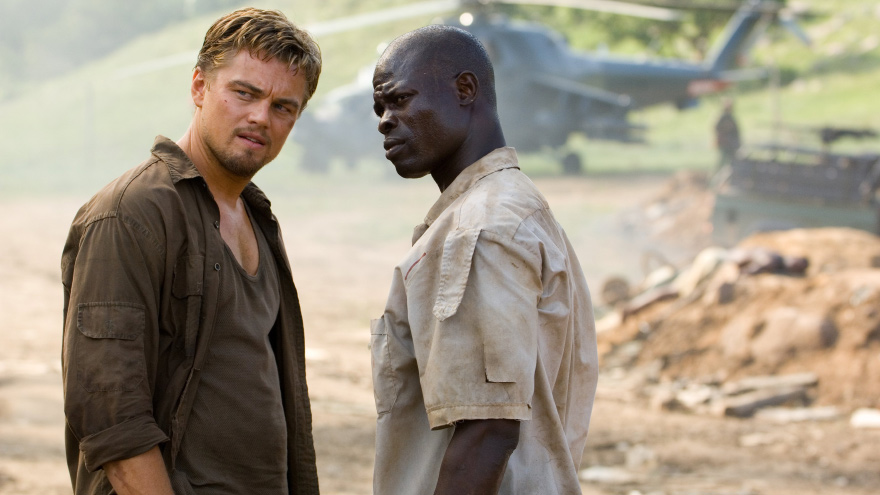 'Blood Diamond' on HDNET MOVIES