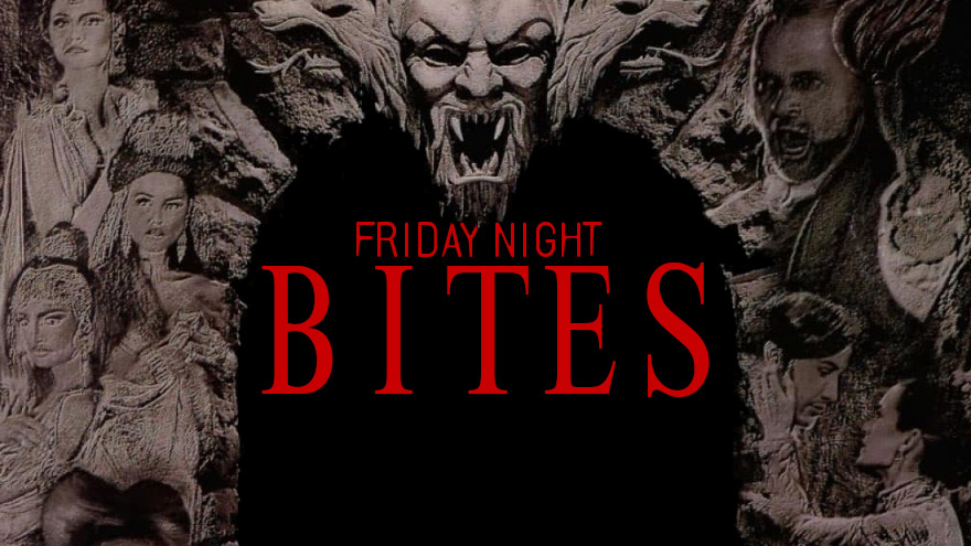 'Friday Night Bites' on HDNET MOVIES