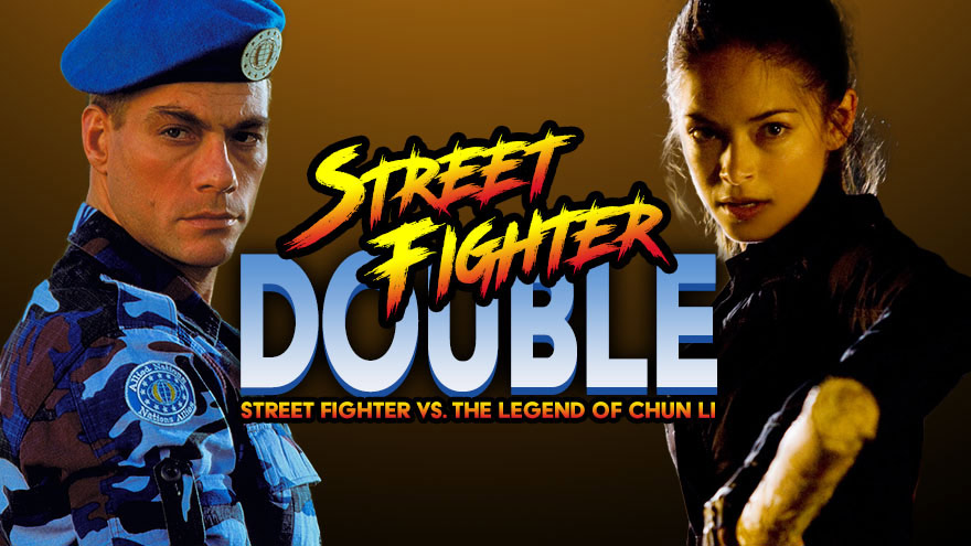 'Street Fighter Double' on HDNET MOVIES