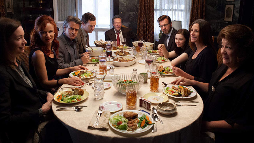 'August: Osage County' on HDNET MOVIES