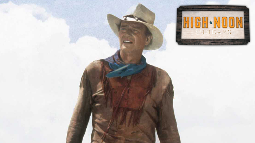 'Hondo' | High Noon Sundays on HDNET MOVIES