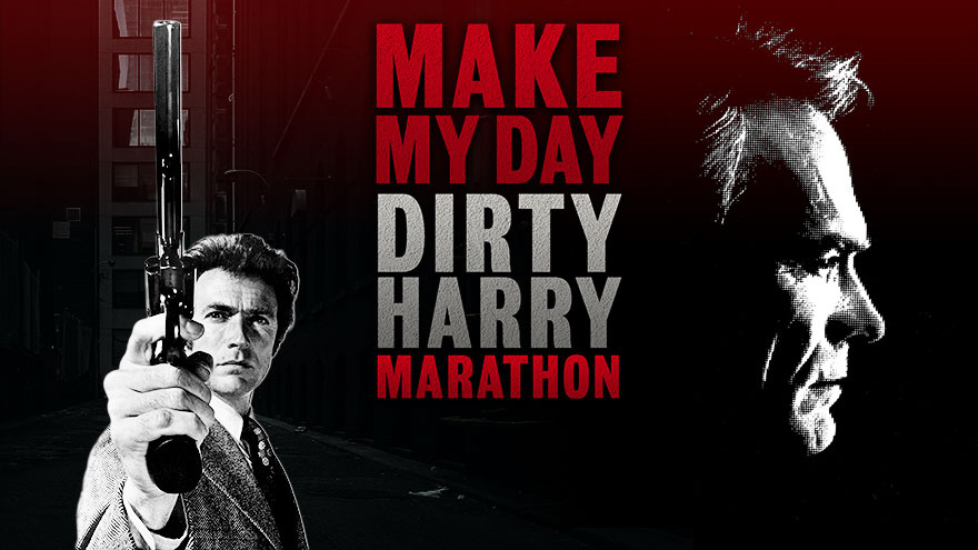'Make My Day Dirty Harry Marathon' on HDNET MOVIES