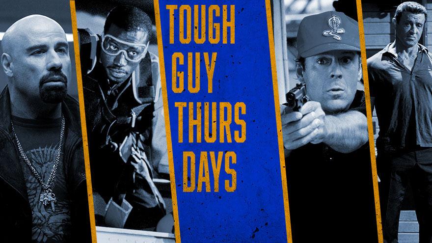 'Tough Guy Thursdays' on HDNET MOVIES