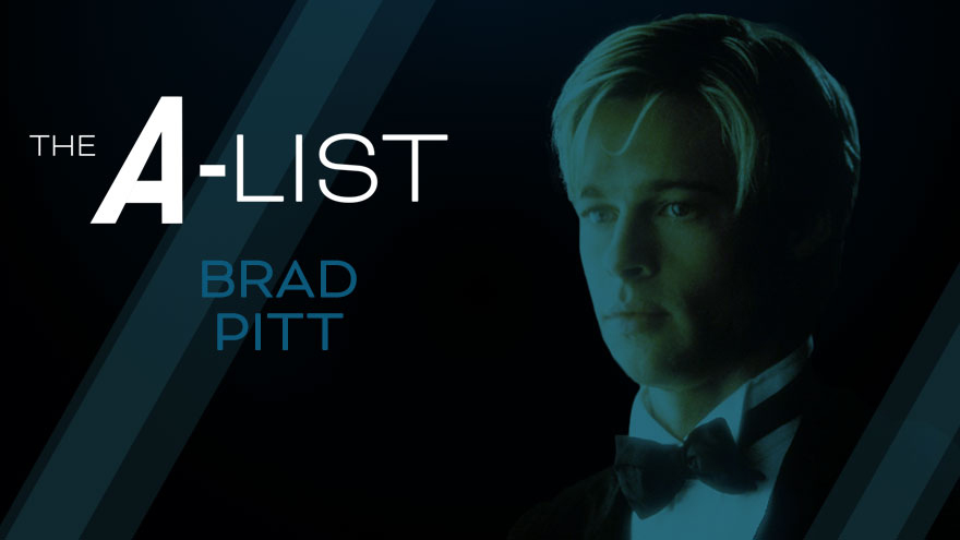 'The A-List: Brad Pitt' on HDNET MOVIES