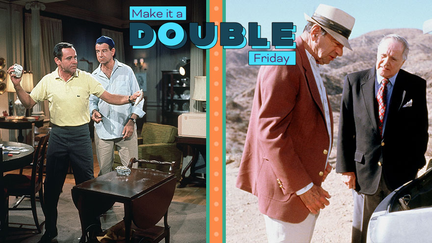 'Make It A Double: The Odd Couple' on HDNET MOVIES