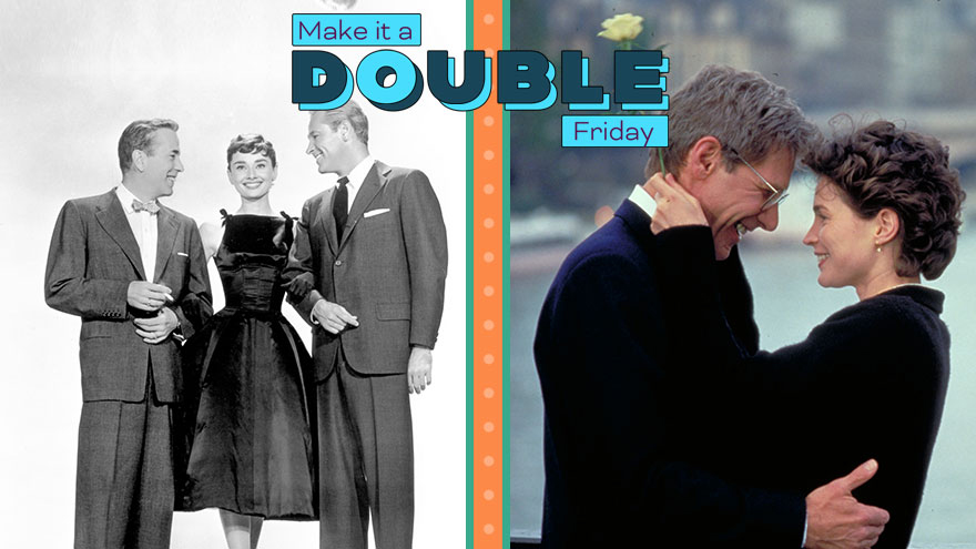 'Make It A Double: Sabrina' on HDNET MOVIES