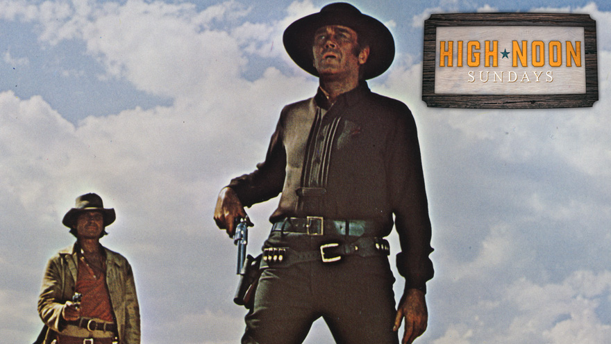 'Once Upon A Time In The West' | High Noon Sundays on HDNET MOVIES