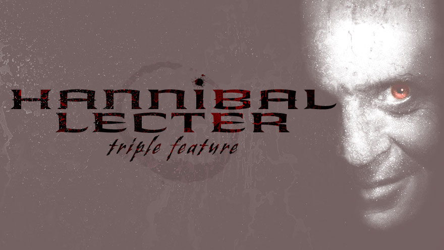 'Hannibal Lecter Triple Feature' on HDNET MOVIES
