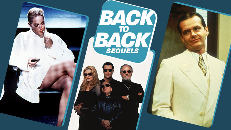 'Back to Back Sequels' on HDNET MOVIES
