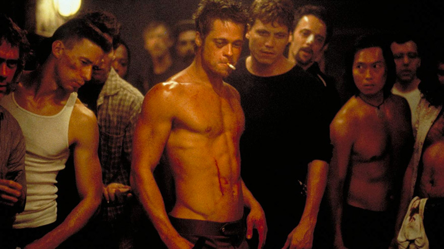 'Fight Club' on HDNET MOVIES